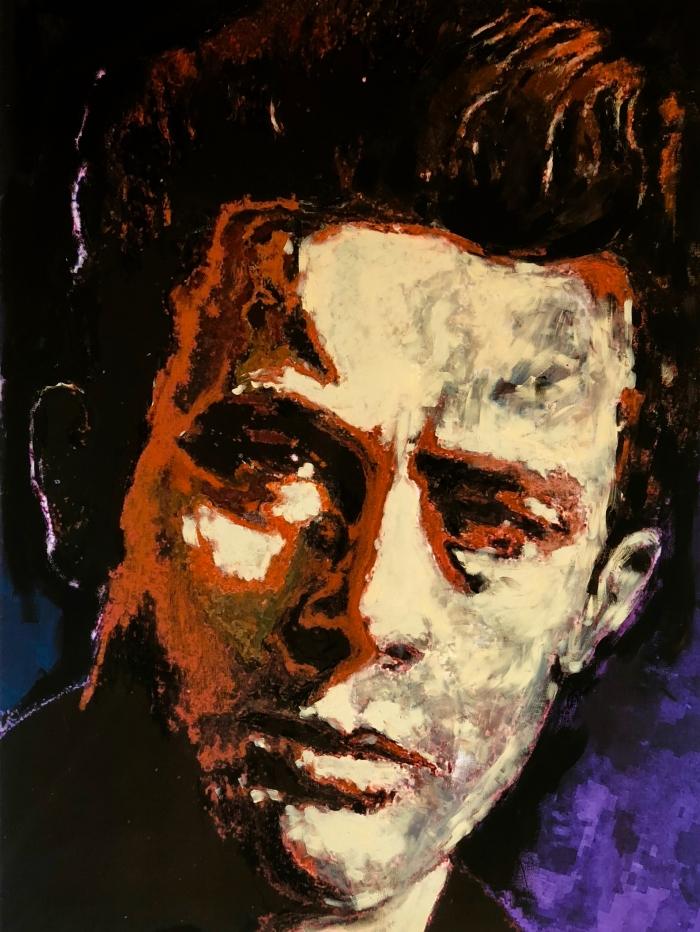James Dean - by Frank Joss