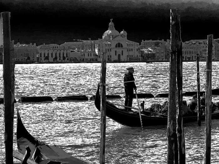 Venedig - Frank Joss